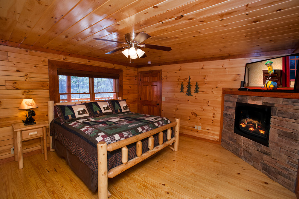 Pigeon Forge, TN Bear's Bliss Cabin Img 5
