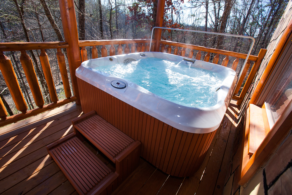 Pigeon Forge, TN Bear's Bliss Cabin Img 10