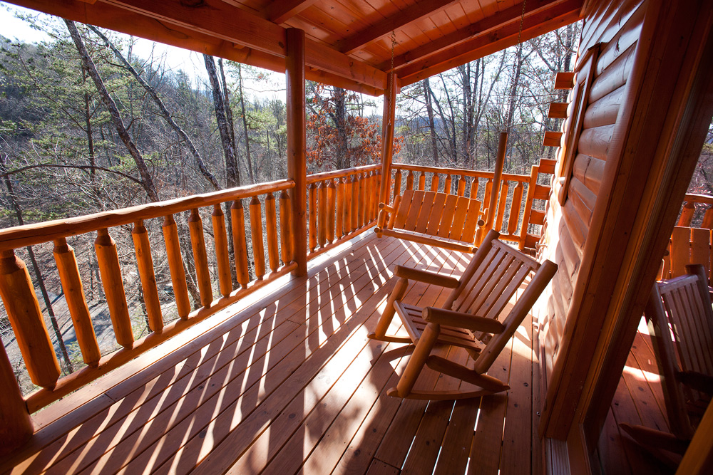 Pigeon Forge, TN Bear's Bliss Cabin Img 11