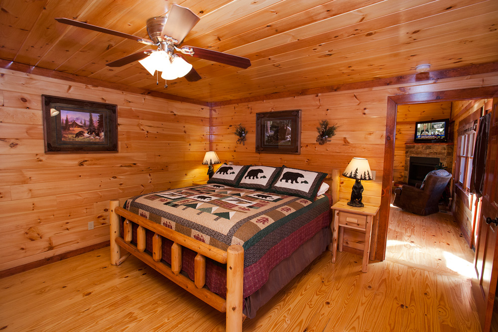 Pigeon Forge, TN Bear's Bliss Cabin Img 3
