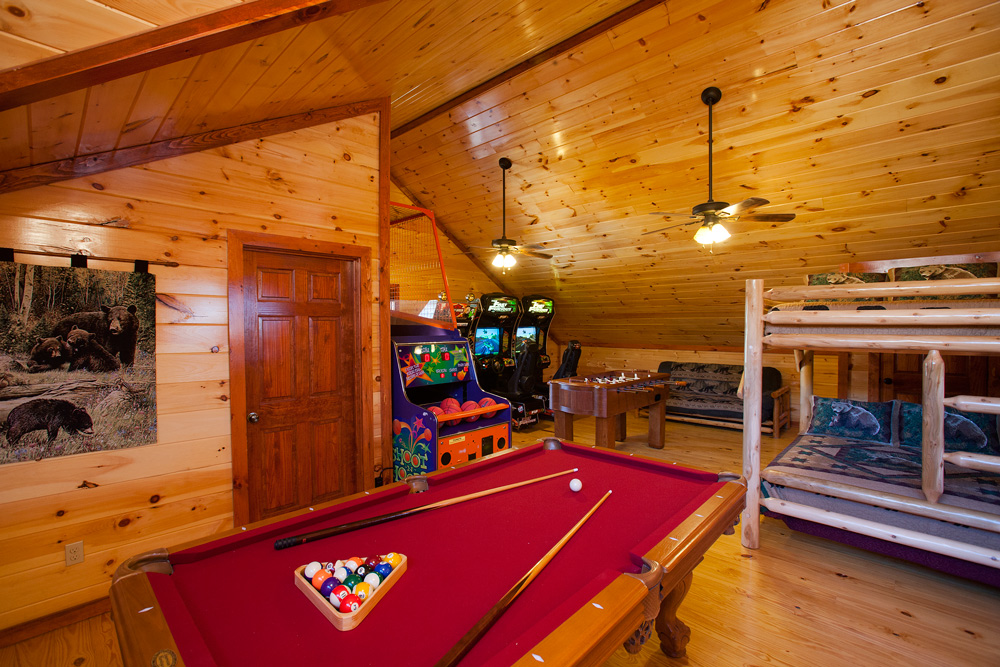 Pigeon Forge, TN Bear's Bliss Cabin Img 21
