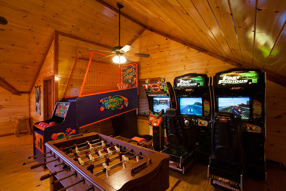 Pigeon Forge, TN Bear's Bliss Cabin Img 22