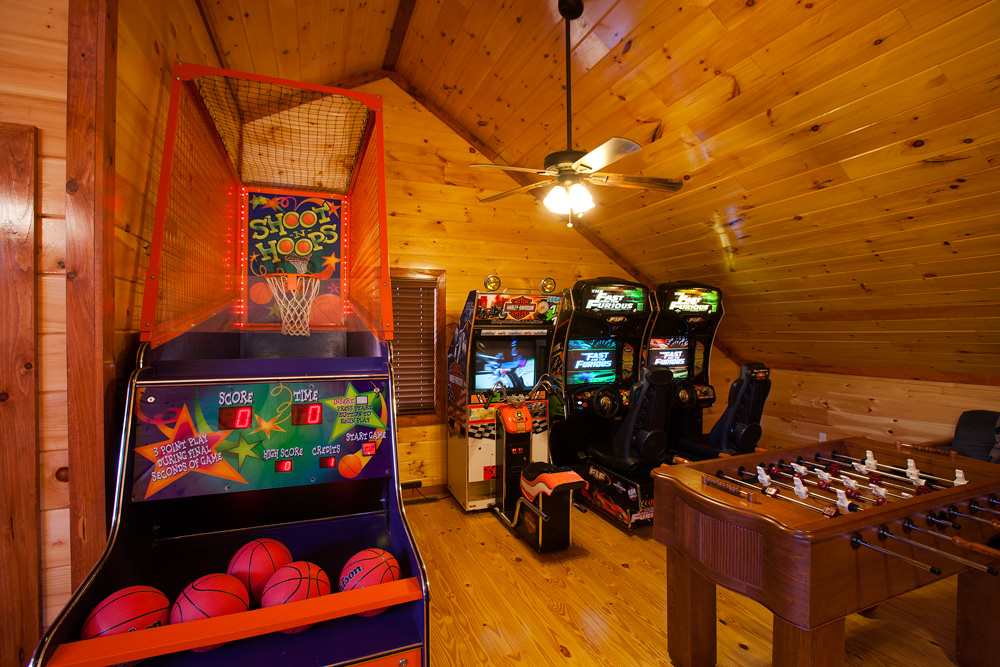 Pigeon Forge, TN Bear's Bliss Cabin Img 23