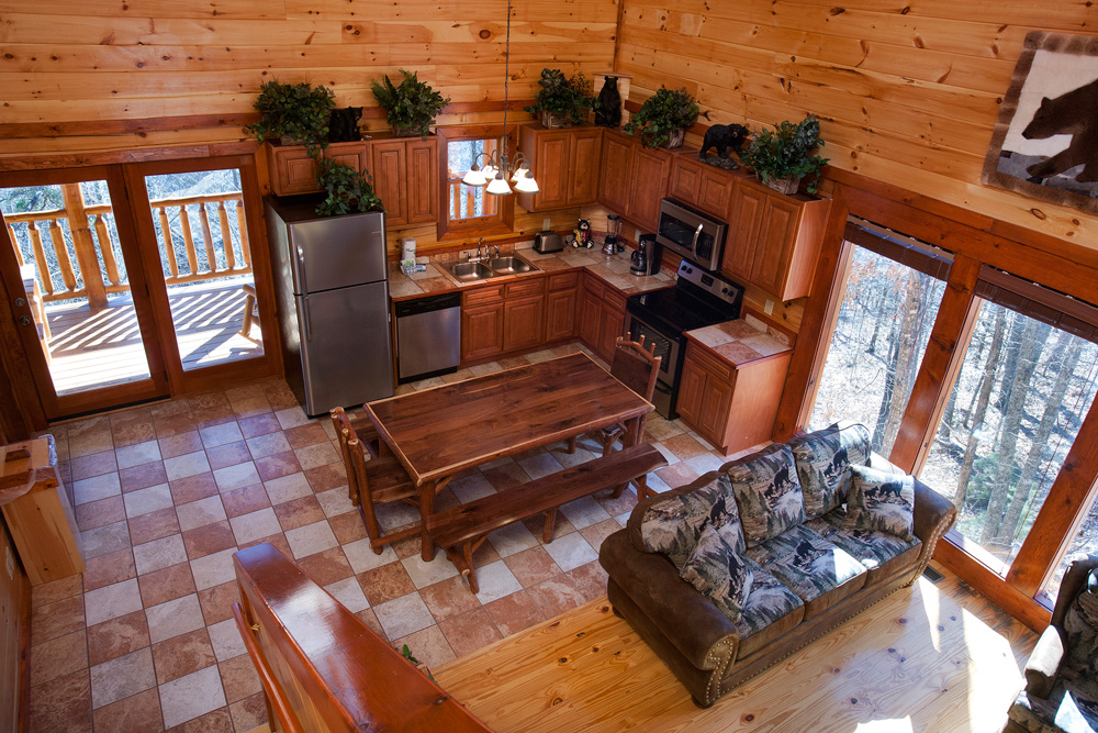 Pigeon Forge, TN Bear's Bliss Cabin Img 1