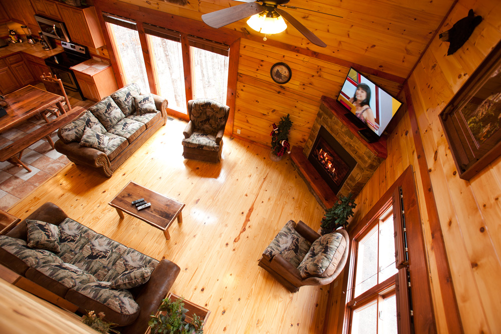 Pigeon Forge, TN Bear's Bliss Cabin Img 6