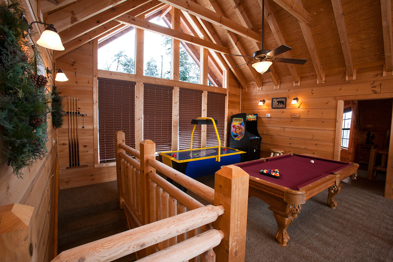 Pigeon Forge Cabin Rentals | Mountain Bearadise