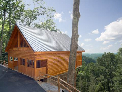 cabins mountain forge cabin gatlinburg serenity of tn in pigeon bedroom