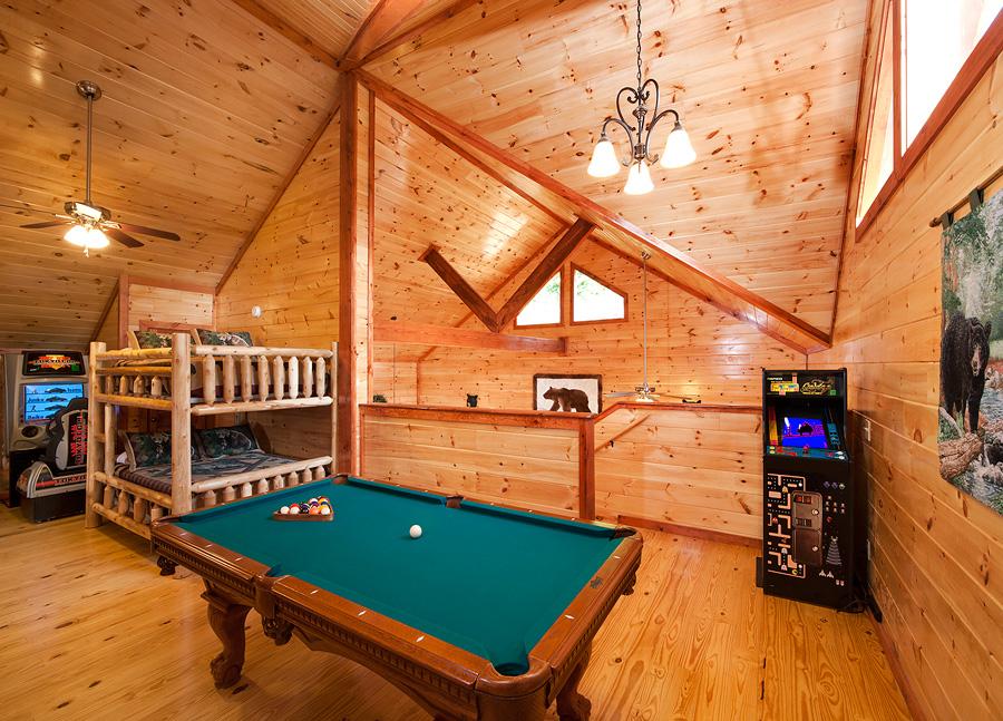 ... Pigeon Forge, TN Pool Cabin Cabin Img 13 ...