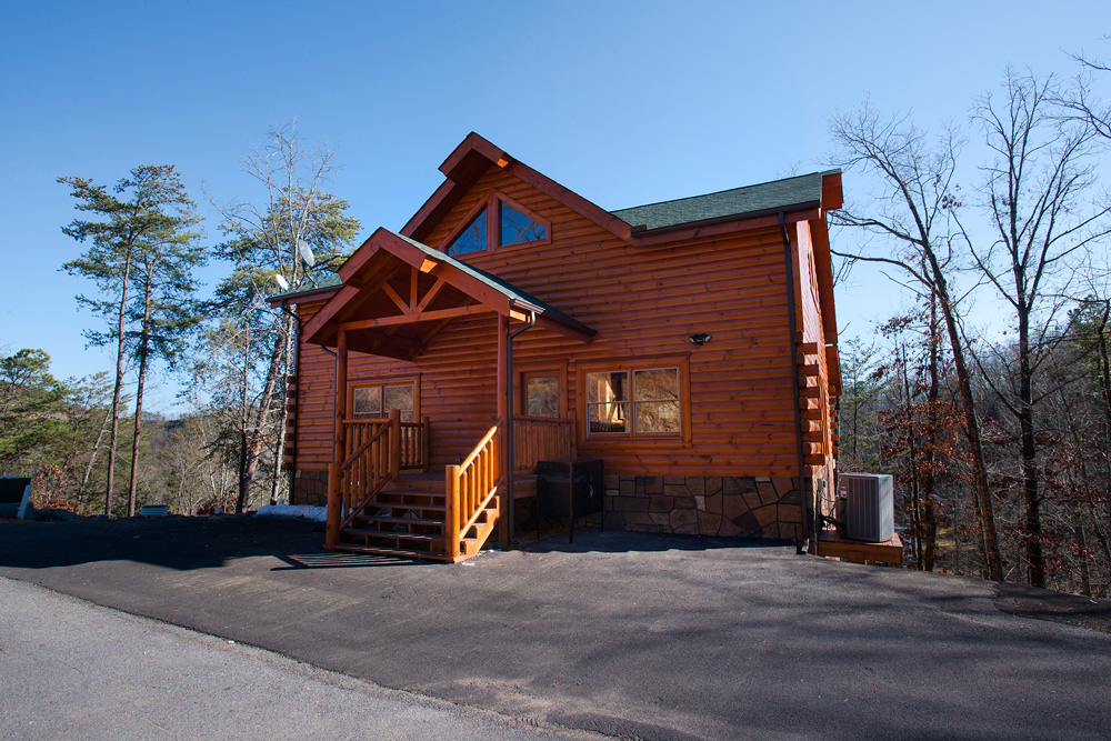 Bear's Bliss Pigeon Forge Cabin