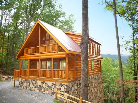Pigeon forge cabin rentals home - 3 bedroom cabins in gatlinburg tn cheap ...